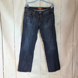 Lucky Brand 361 vintage straight jeans 32×30 mens